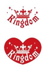 mayu0526さんのホストクラブ 「kingdom」のロゴへの提案