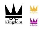ikuo190さんのホストクラブ 「kingdom」のロゴへの提案