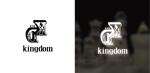 kieconさんのホストクラブ 「kingdom」のロゴへの提案