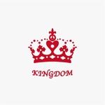 dkkhさんのホストクラブ 「kingdom」のロゴへの提案