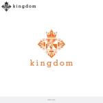 hinotoriさんのホストクラブ 「kingdom」のロゴへの提案
