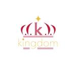 yuka13131977さんのホストクラブ 「kingdom」のロゴへの提案