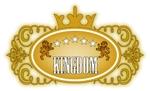 food-design-worksさんのホストクラブ 「kingdom」のロゴへの提案