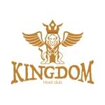 anne_coさんのホストクラブ 「kingdom」のロゴへの提案