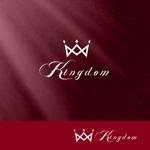 Watanabe_Designさんのホストクラブ 「kingdom」のロゴへの提案