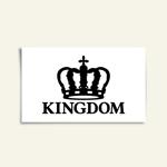 katachidesignさんのホストクラブ 「kingdom」のロゴへの提案