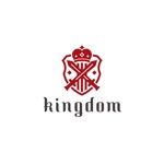 pekoodoさんのホストクラブ 「kingdom」のロゴへの提案