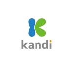 nanoさんの「株式会社ケーアンドアイ ケー・アンド・アイ ケーアンドアイ kandi K&I」のロゴ作成への提案