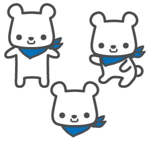 tome21さんの会社のマスコットキャラクター 白くまへの提案