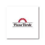 DeeDeeGraphicsさんの石窯ピザ屋 「Pizza Verde」のロゴへの提案