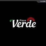 take5-designさんの石窯ピザ屋 「Pizza Verde」のロゴへの提案