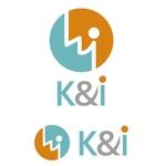 willsnow-dflさんの「株式会社ケーアンドアイ ケー・アンド・アイ ケーアンドアイ kandi K&I」のロゴ作成への提案