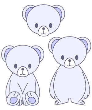 dosukoibuntaさんの会社のマスコットキャラクター 白くまへの提案