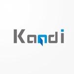 Gungnir-lancer-kさんの「株式会社ケーアンドアイ ケー・アンド・アイ ケーアンドアイ kandi K&I」のロゴ作成への提案