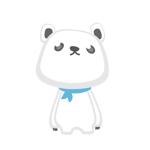 takesugataさんの会社のマスコットキャラクター 白くまへの提案