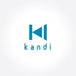 PiPiPiさんの「株式会社ケーアンドアイ ケー・アンド・アイ ケーアンドアイ kandi K&I」のロゴ作成への提案