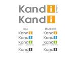 kwgc40さんの「株式会社ケーアンドアイ ケー・アンド・アイ ケーアンドアイ kandi K&I」のロゴ作成への提案