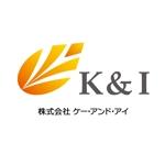 watsさんの「株式会社ケーアンドアイ ケー・アンド・アイ ケーアンドアイ kandi K&I」のロゴ作成への提案