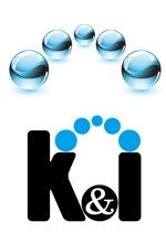 design_studio_beさんの「株式会社ケーアンドアイ ケー・アンド・アイ ケーアンドアイ kandi K&I」のロゴ作成への提案