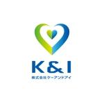 atariさんの「株式会社ケーアンドアイ ケー・アンド・アイ ケーアンドアイ kandi K&I」のロゴ作成への提案