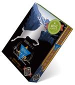 BOB-Workshopさんの鹿肉キーマカレーのパッケージデザインへの提案