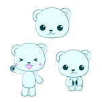 setoyutaさんの会社のマスコットキャラクター 白くまへの提案
