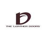 king_jさんのレザーセレクトショップ「THE LEATHER DOORS」のロゴ制作依頼への提案