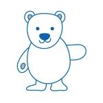 nekofuさんの会社のマスコットキャラクター 白くまへの提案