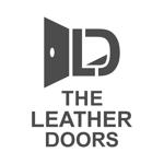 kazubonさんのレザーセレクトショップ「THE LEATHER DOORS」のロゴ制作依頼への提案