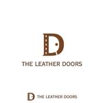 KenichiKashimaさんのレザーセレクトショップ「THE LEATHER DOORS」のロゴ制作依頼への提案