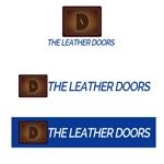 isimoti02さんのレザーセレクトショップ「THE LEATHER DOORS」のロゴ制作依頼への提案