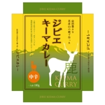 minamitさんの鹿肉キーマカレーのパッケージデザインへの提案
