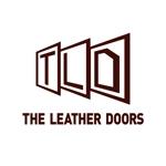 YY_graphicsさんのレザーセレクトショップ「THE LEATHER DOORS」のロゴ制作依頼への提案