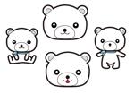 kanamakiさんの会社のマスコットキャラクター 白くまへの提案