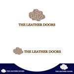 coolfighterさんのレザーセレクトショップ「THE LEATHER DOORS」のロゴ制作依頼への提案
