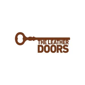 noir_5さんのレザーセレクトショップ「THE LEATHER DOORS」のロゴ制作依頼への提案