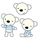 akipicさんの会社のマスコットキャラクター 白くまへの提案