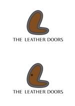 shibazakuraさんのレザーセレクトショップ「THE LEATHER DOORS」のロゴ制作依頼への提案