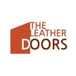 yen2424さんのレザーセレクトショップ「THE LEATHER DOORS」のロゴ制作依頼への提案