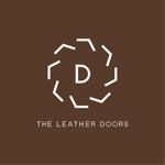 ike330さんのレザーセレクトショップ「THE LEATHER DOORS」のロゴ制作依頼への提案