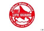 kaorukunさんの日本最北のライフセービングクラブ「石狩ウォーターパトロール IWP」のロゴへの提案