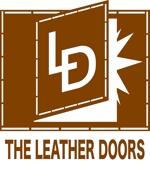 koumotoyuyaさんのレザーセレクトショップ「THE LEATHER DOORS」のロゴ制作依頼への提案