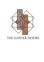 hamuhamuさんのレザーセレクトショップ「THE LEATHER DOORS」のロゴ制作依頼への提案
