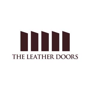 kawasaki0227さんのレザーセレクトショップ「THE LEATHER DOORS」のロゴ制作依頼への提案