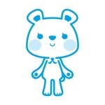 tell_mokichiさんの会社のマスコットキャラクター 白くまへの提案