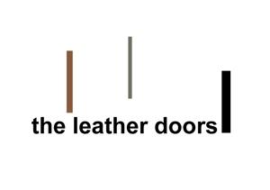 56626さんのレザーセレクトショップ「THE LEATHER DOORS」のロゴ制作依頼への提案