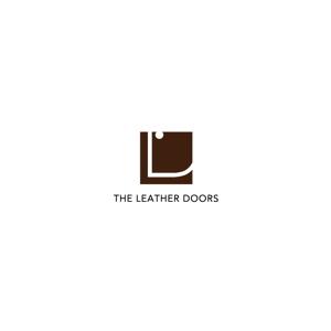 yasunagawo7さんのレザーセレクトショップ「THE LEATHER DOORS」のロゴ制作依頼への提案