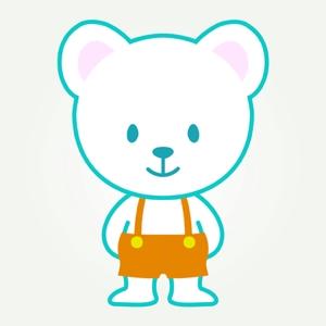 boozさんの会社のマスコットキャラクター 白くまへの提案
