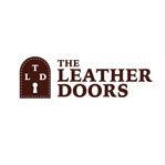 c_gelsuzukiさんのレザーセレクトショップ「THE LEATHER DOORS」のロゴ制作依頼への提案