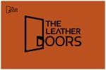 Swingさんのレザーセレクトショップ「THE LEATHER DOORS」のロゴ制作依頼への提案